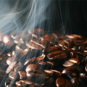 Cooking Coffee Beans Video