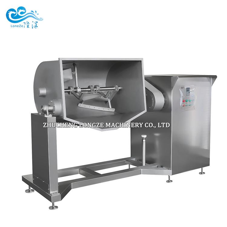 Paste Horizontal Mixer Machine
