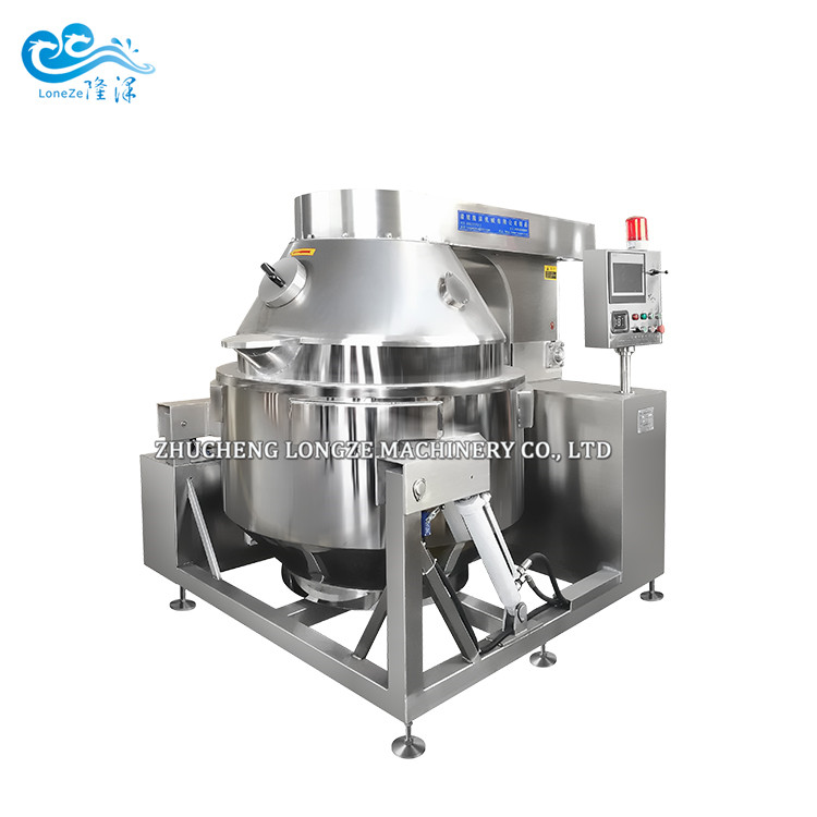 Popcorn Coating Machine/ball Shape Popcorn Machine