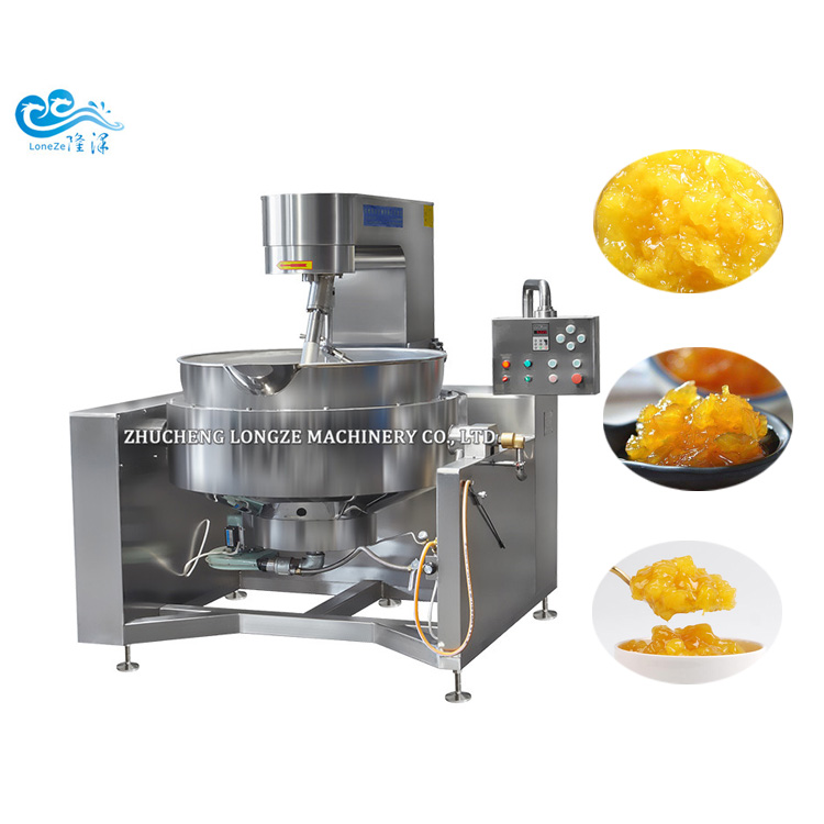 Industrial Multi Function Cooking Mixer/Cooking Ket