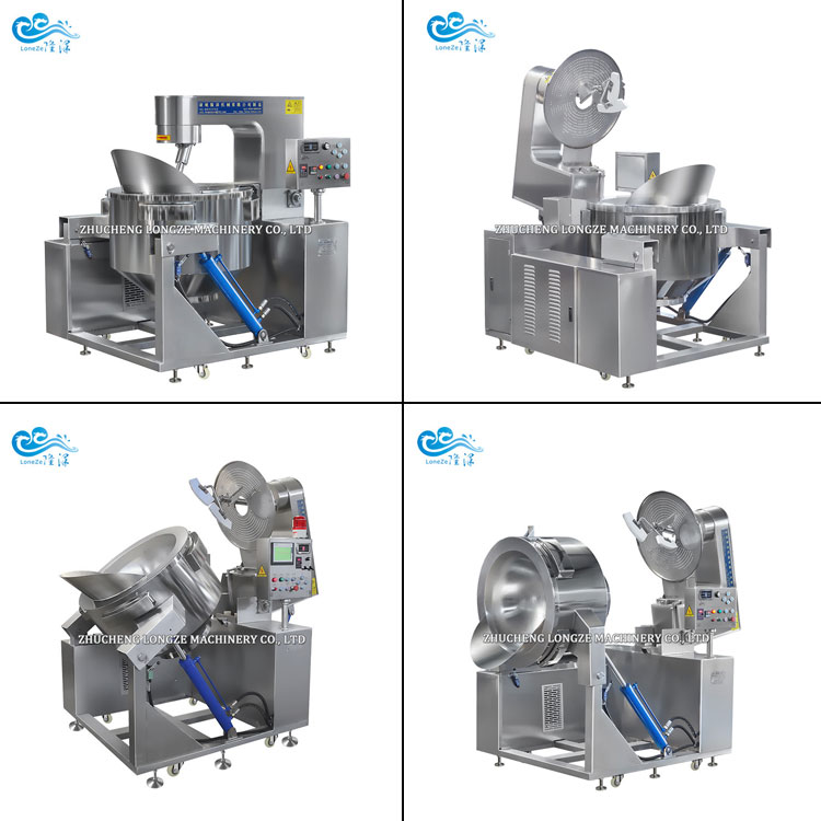Industrial electric popcorn machine with best price for foodstuff processing