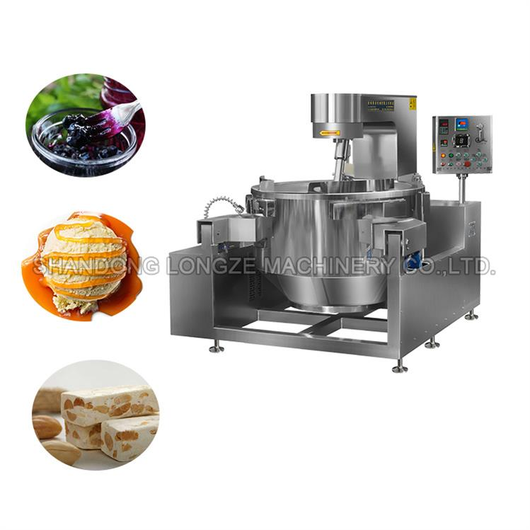 Cooking Mixer Machine And Jacketed Kettle Is Suitab